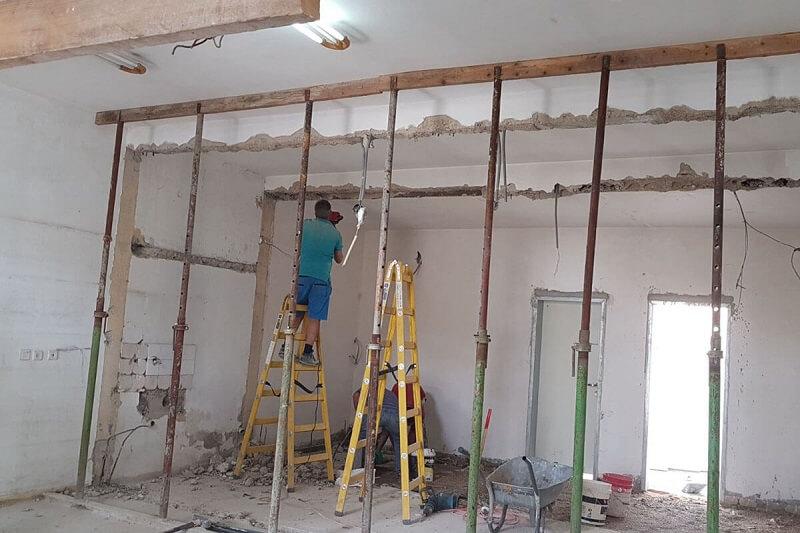 טיפים חשובים לפני שיפוץ גדול לבית