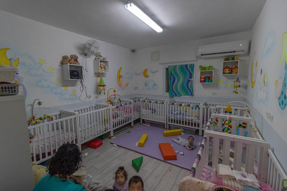 גן ילדים רחוב כצנלסון